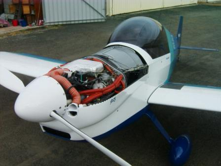 Sonerai World Record Plane - Robin Austin
